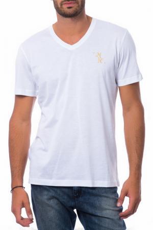 T-shirt Billionaire. Цвет: white