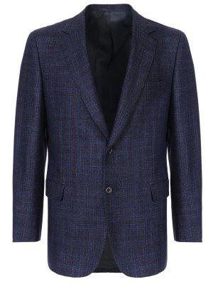 Пиджак классический шерстяной CASTANGIA