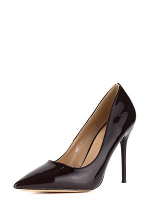 Туфли Marco Bonne`. Цвет: коричневый