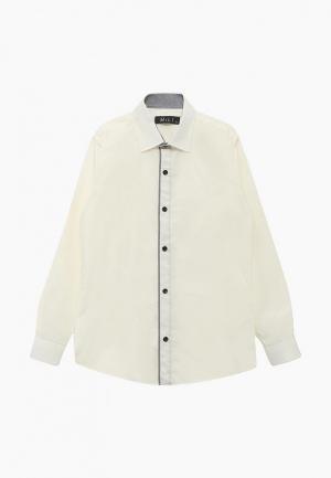 Рубашка MiLi. Цвет: белый