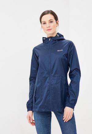 Куртка Regatta Wmn Pk It Jkt III. Цвет: синий