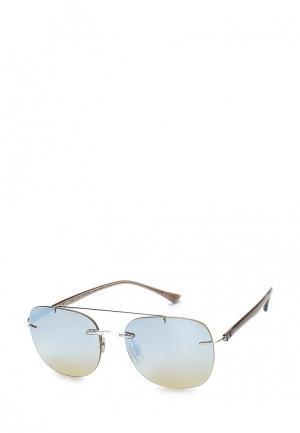 Очки солнцезащитные Ray-Ban® RB4280 6290B8. Цвет: коричневый