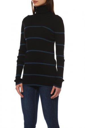 Пуловер Fendi. Цвет: черный, синий