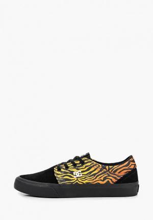 Кеды DC Shoes TRASE SE. Цвет: черный