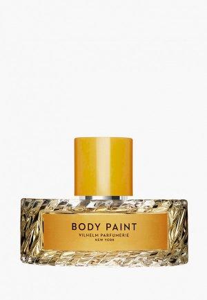 Парфюмерная вода Vilhelm Parfumerie New York BODY PAINT EDP, 100 мл. Цвет: прозрачный