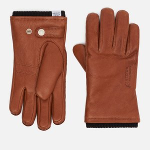 Перчатки x Hestra Utsjo Norse Projects. Цвет: коричневый