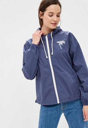 Куртка Billabong SEASON JKT. Цвет: синий