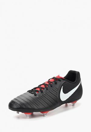Бутсы Nike Mens Legend 7 Club (SG) Soft-Ground Football Boot. Цвет: черный