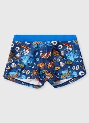Плавки для мальчиков O`Stin. Цвет: глубокий синий