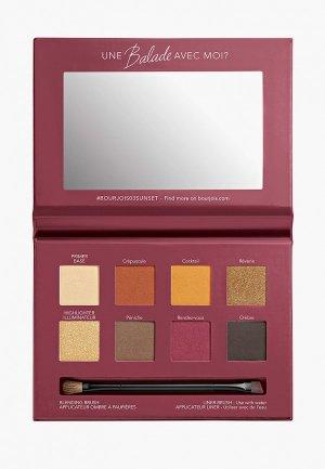 Палетка для глаз Bourjois Quai de seine sunset edition, 03, 110 г.. Цвет: разноцветный