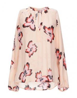 Блузка A.L.C.. Цвет: пудровый
