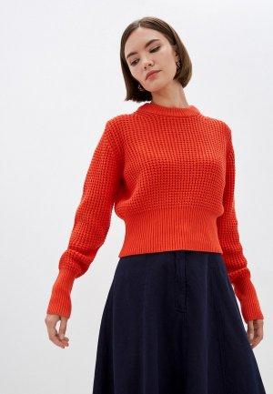Джемпер French Connection. Цвет: оранжевый