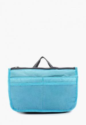 Органайзер для сумки Homsu Chelsy. Цвет: голубой