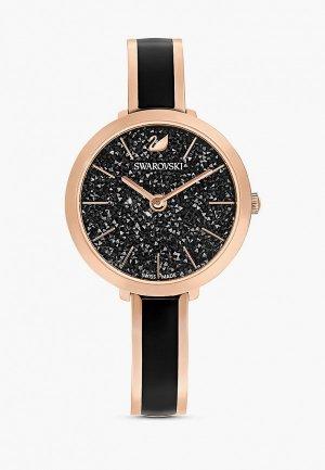 Часы Swarovski® Crystalline Delight. Цвет: черный