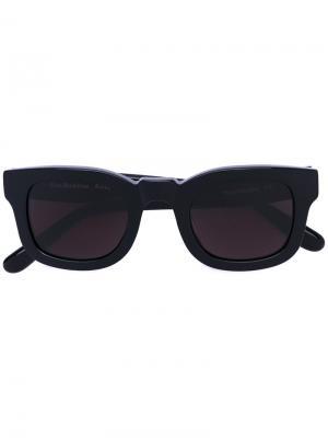 Солнцезащитные очки Sissy Sun Buddies. Цвет: чёрный