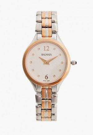Часы Balmain Maestria Lady Round II. Цвет: золотой