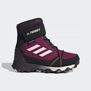 Ботинки TERREX Snow CF CP CW adidas. Цвет: белый