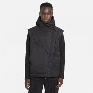 Женский утепленный жилет ESC - Черный Nike