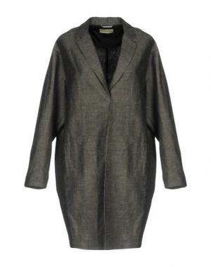 Легкое пальто MOMONÍ. Цвет: свинцово-серый