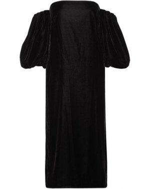 Короткое платье ELIZABETH AND JAMES. Цвет: черный