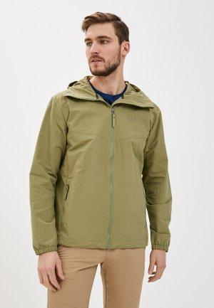 Куртка Jack Wolfskin LAKESIDE JACKET M. Цвет: хаки