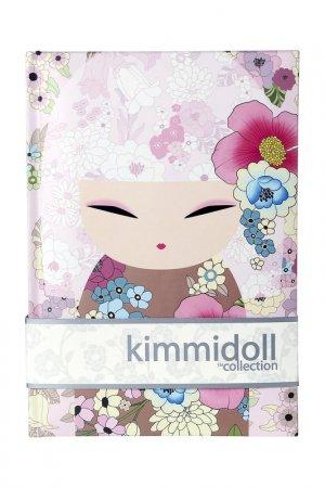 Записная книжка Аина Kimmidoll. Цвет: розовый