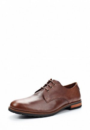 Туфли Frank Wright FR621AMJM477. Цвет: коричневый