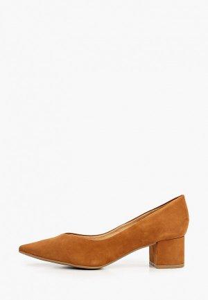 Туфли Bottero. Цвет: коричневый