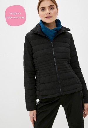 Куртка утепленная Regatta Lustel. Цвет: черный