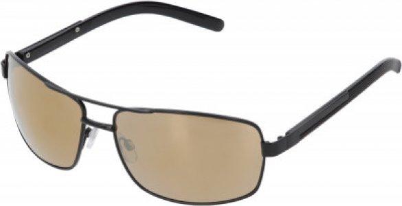 Солнцезащитные очки Demix. Цвет: черный