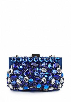 Клатч Drap DR001BWJW960. Цвет: синий