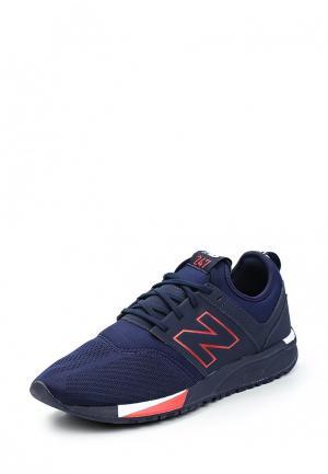 Кроссовки New Balance NE007AMUNW91. Цвет: синий