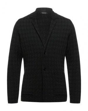 Пиджак SPADALONGA. Цвет: черный