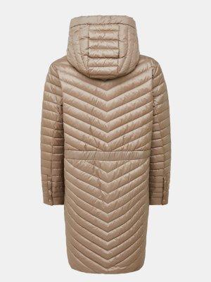Удлиненная куртка Bogner. Цвет: bezhevyy