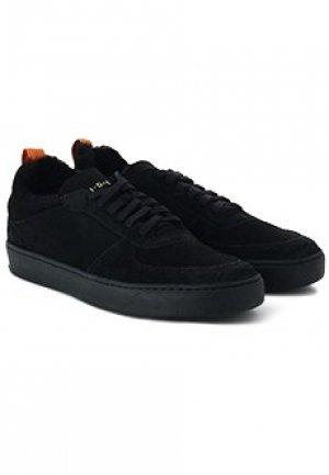 Ботинки HENDERSON. Цвет: черный