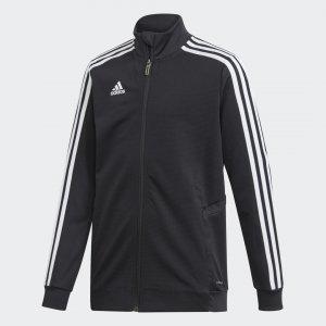 Олимпийка TIRO19 TR JKTY Performance adidas. Цвет: черный