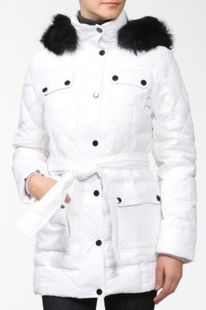 Куртка Lawine. Цвет: белый