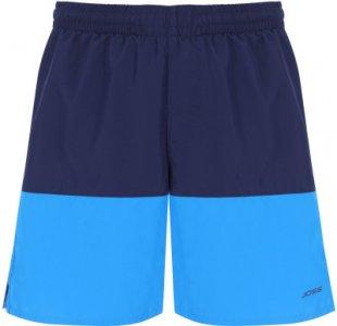 Шорты плавательные для мальчиков , размер 128 Joss. Цвет: синий