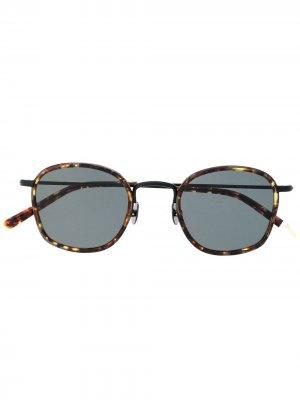 Солнцезащитные очки Henry E20 Waiting For The Sun. Цвет: коричневый