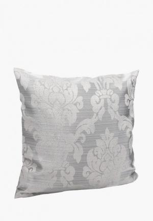 Подушка декоративная Kauffort Afina. Цвет: серый