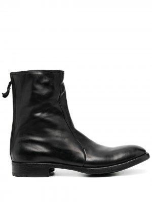 Ботинки по щиколотку Premiata. Цвет: черный