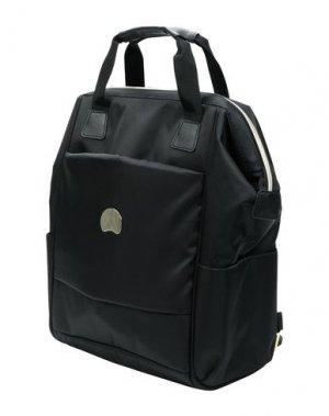 Рюкзаки и сумки на пояс DELSEY. Цвет: черный