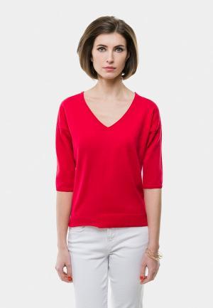 Пуловер Vera Moni. Цвет: красный