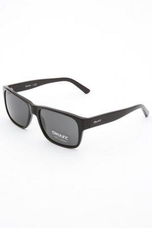 Очки солнцезащитные DKNY. Цвет: мультицвет