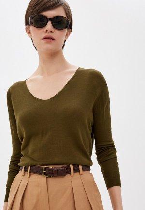 Пуловер Mango - LAUREL. Цвет: хаки