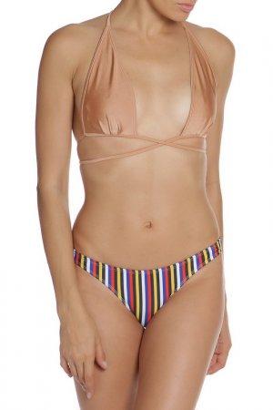 Купальник низ American Apparel. Цвет: barcelona stripe