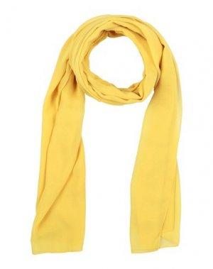 Палантин HANITA. Цвет: желтый