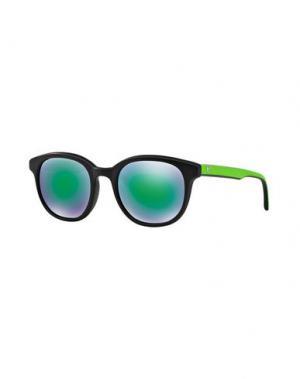 Солнечные очки VOGUE. Цвет: черный
