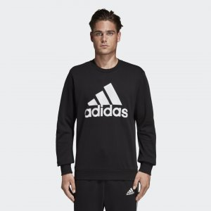 Джемпер Must Haves Badge of Sport Performance adidas. Цвет: черный