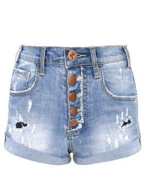 Шорты джинсовые ONE X TEASPOON